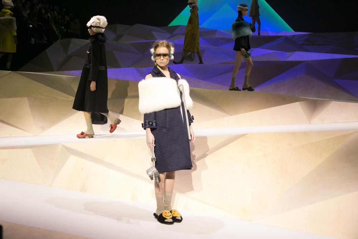 Anya Hindmarch at London Fashion Week by Lensi Photography